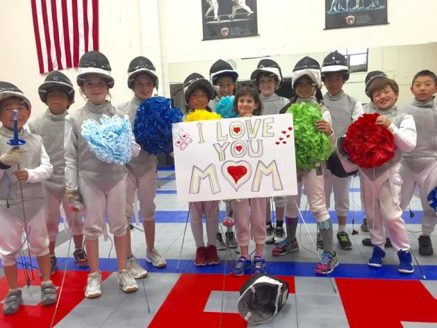 Why Fencing Moms are the BEST