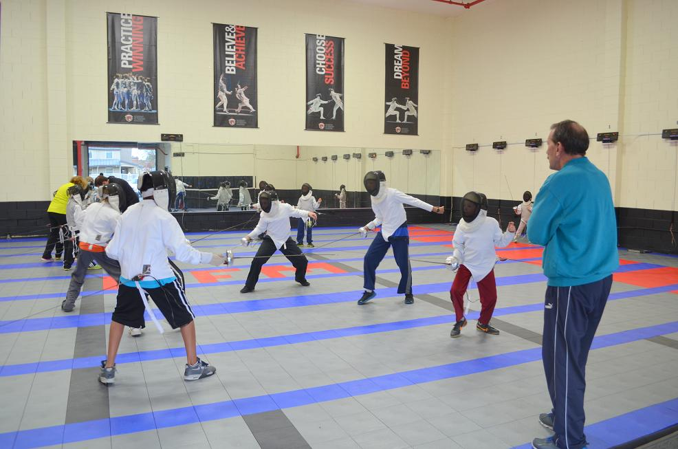 Summer Fencing Camps July August 2014 Academy Of Fencing