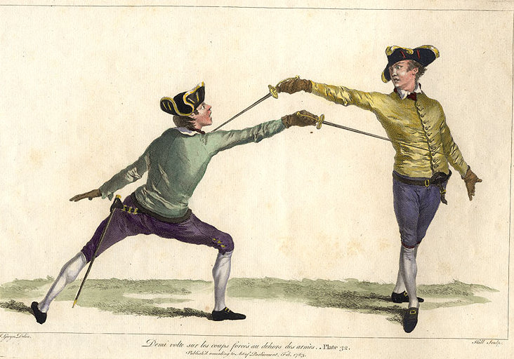 5 things you didn�t know about competitive fencing