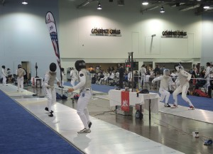 Fencing: Summer Nationals 2014 Ohio