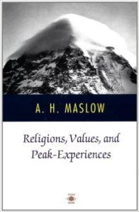 religions values peak-experiences