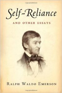 Essay Tips For High School According To Emerson One Of The Reasons Many Flee From Selfreliance Into  The Comforting Womb Of Custom And Tradition Is Because Of An Innate Need  To  Proposal Essay Topic also Example English Essay Ralph Waldo Emerson On Selfreliance And Nonconformity Persuasive Essay Sample High School