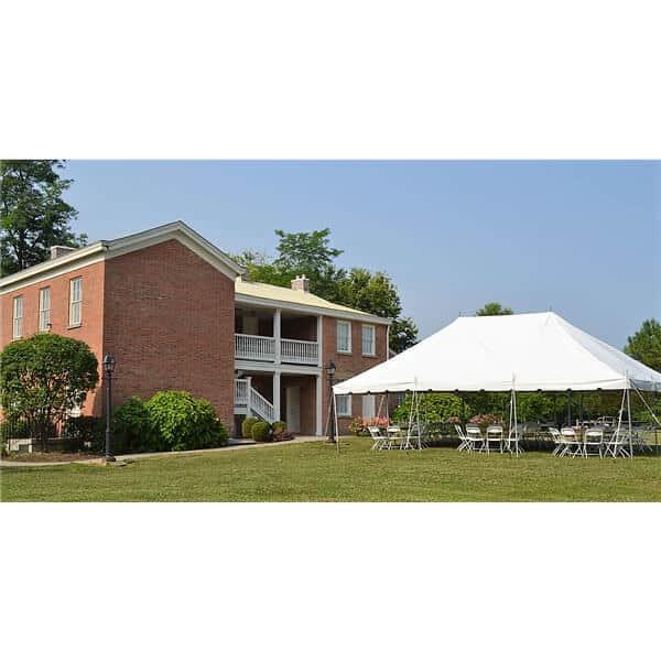 20x30 Pole Tent Rental