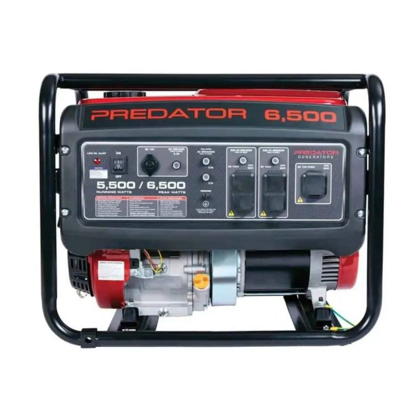 6500 W Generator Rental