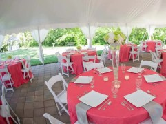 Cincinnati Wedding Table and Chair Rental