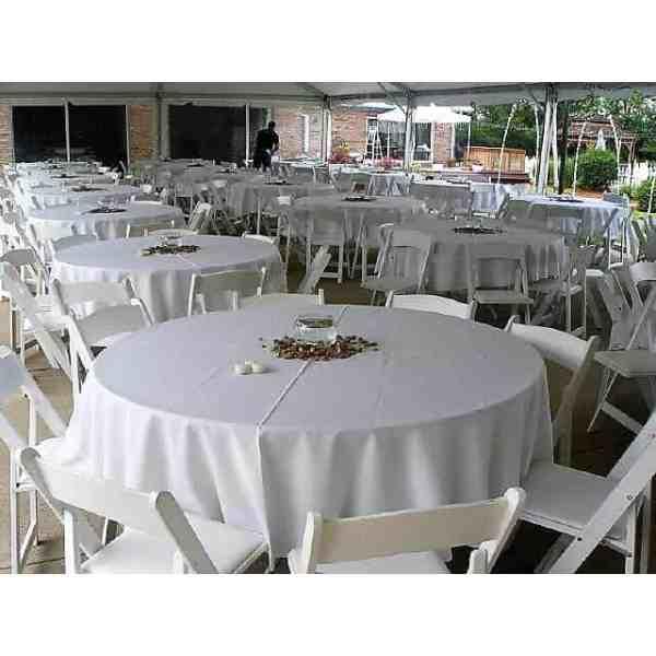 Round table linen rental cincinnati