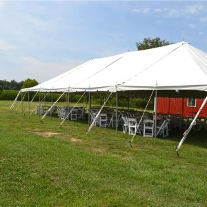 Pole Tent Rental Cincinnati Ohio