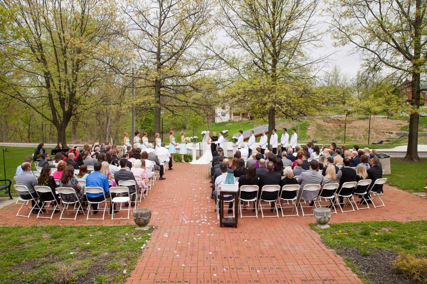 Wedding Ceremony Chair Rentals Cincinnati