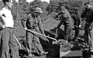 Civilian Conservation Corps at Acadia National Park