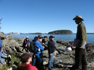 A tour of the Compass Harbor trail at Acadia National Park