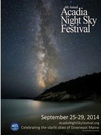 Acadia Night Sky Festival