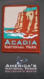 Acadia National Park collectible patch
