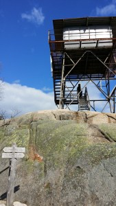 Beech Mountain firetower