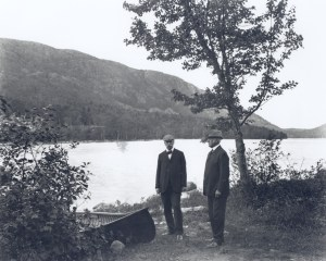 George B. Dorr and Charles W. Eliot and Acadia National Park