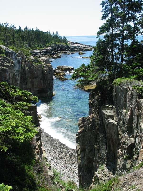 Winter Festival To Summer Camping On Schoodic Peninsula