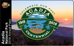 acadia national park pass