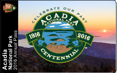 acadia national park pass
