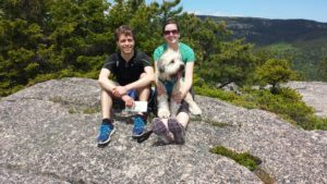 Dogs welcome at Acadia National Park