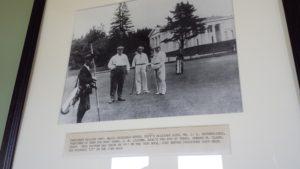 President William Howard Taft in Bar Harbor