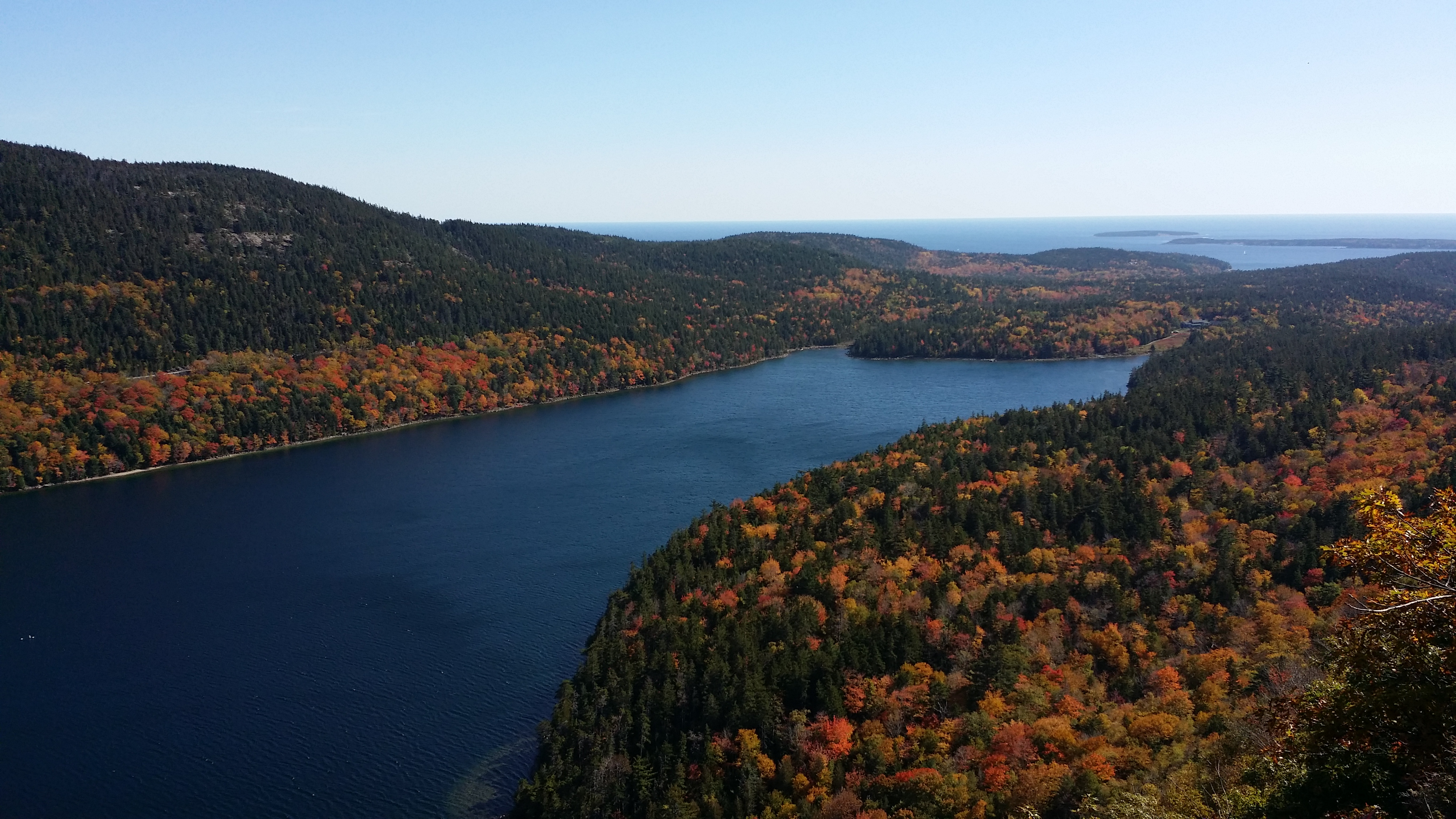 how to get to acadia national park