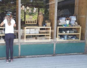 cadillac mountain gift shop
