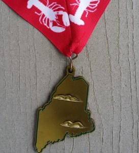lobster medal