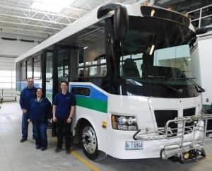 Management staff of Downeast Transportation