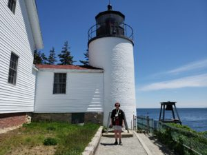 Bass Harbor Head Light Tower