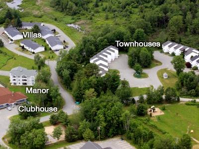About Acadia Village Resort
