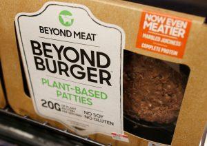 Les consommateurs prennent goût aux boulettes à base de protéines végétales
