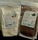 ACAI Assai & CUPUACU berry powder (16oz Ea) superfood, anti-aging, protein,detox