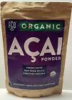 Organic ACAI Powder (Freeze-Dried) – 16oz Resealable Bag 1lb – 100% Raw