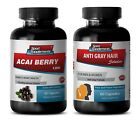 antioxidant energy drink – ACAIBERRY-ANTI-GREYHAIR COMBO 2B – acai supplement