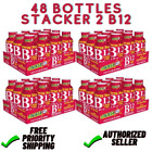 B12 Energy Shot Case of 48 Stacker Acai Pomegranate Brand New 2 OZ