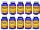 Resveratrol 1200 mg All Natural Antioxidant Grape Seed Extract Acai 10 Bottles