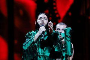 Eurovisão| Semifinal com Conan Osíris ultrapassa o milhão de espectadores