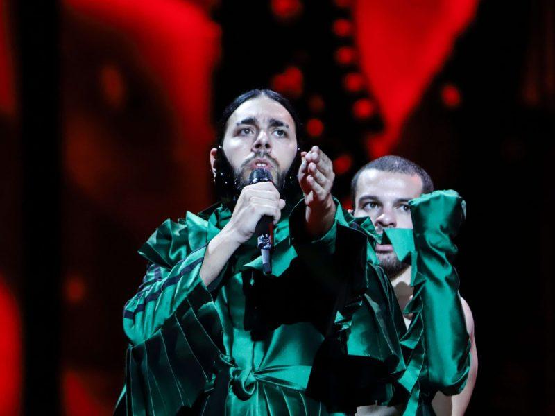Eurovisão| Conan Osíris ensaiou em Israel pela primeira vez (c/ vídeo)