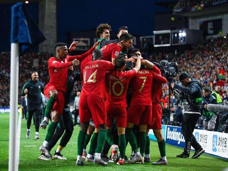 Audiências| Portugal X Suíça é o mais visto do ano