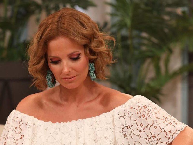 Goucha deixa Cristina Ferreira em lágrimas