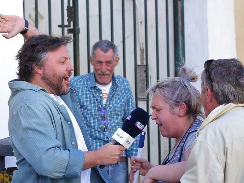 'Terra Nossa'| César Mourão despede-se com recorde de audiência