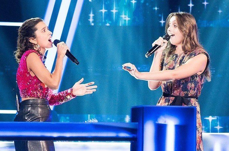 'The Voice'  Concorrentes surpreendem com música de Ágata e Romana