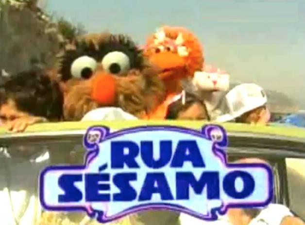 RTP| 'Rua Sésamo' faz 30 anos