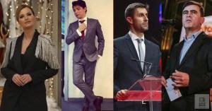 2019| As personalidades  do ano na televisão