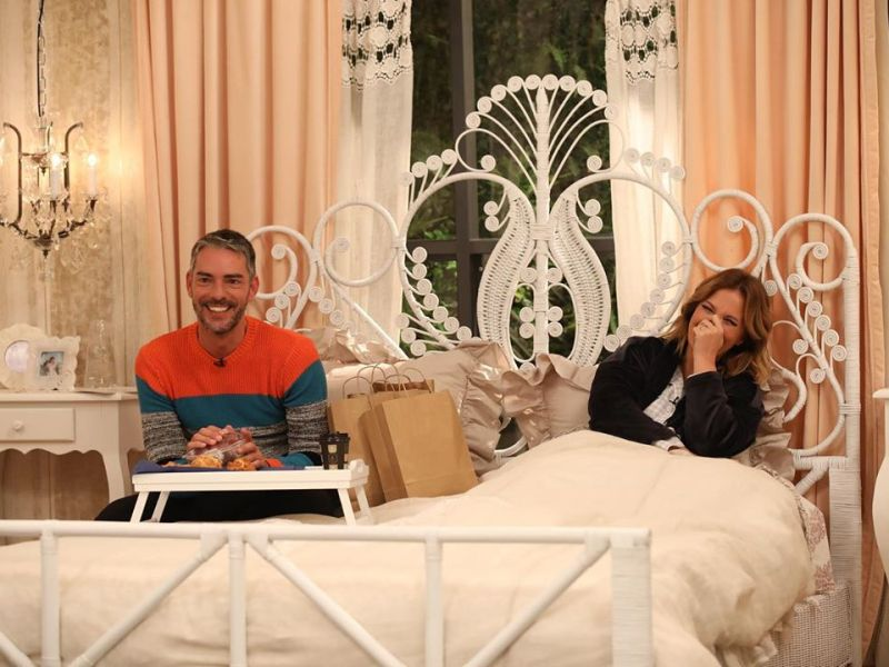 Cristina Ferreira e Cláudio Ramos protagonizam momentos divertidos (c/vídeos)