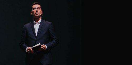 Bento Rodrigues abre jornal com Marega e torna-se viral (c/ vídeo)