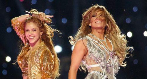 Shakira e Jennifer Lopez arrasam no intervalo do Super Bowl (c/vídeo)