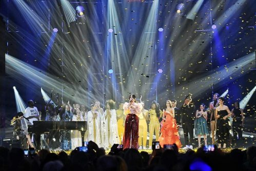 Final do 'Festival da Canção' lidera audiências