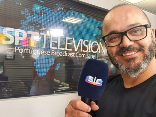 Fernando Rocha infetado com Covid-19