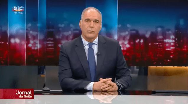 Jornal da Noite Rodrigo Guedes de Carvalho