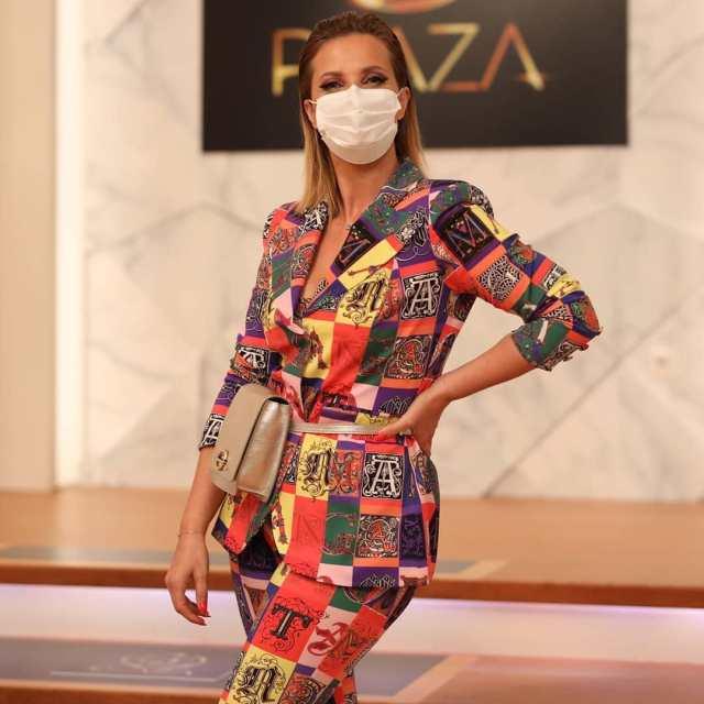 Cristina Ferreira apresentadora de televisão